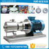 Stainless Steel High Shear Inline Homogenizer for Ice Cream