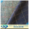 100% Wool Wool Fabric, Britain Style Woolen Fabric, 450G/M