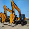 China Brand Excavator Crawler Excavator Wheel Excavator