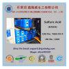 (H2SO4) Sulfuric Acid 98 96 93 China Manufacturer