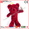 Children/Kids Toy Stuffed Animal Soft Teddy Bear Plush Red Bear