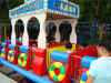New Amusement Kiddie Ride Swing Flying Boat