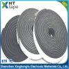 1mm PU Foam Roller Adhesive Tape Black Polyurethane Foam