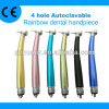 Manufacturer Wholesale Factory Price Colorful High Speed Dental Turbines Handpiece