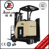 2017 Popular Customerized 1.8 Ton Standing Driving Three Wheel Electric Forklift