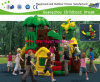Small Plastic Playground Set, Full Plastic Playground for Toddler, Children Outdoor Plagyround System