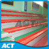 Low Back Fixed Plastic Stadium Seating (ZS-DKB-P)
