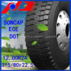 DOT Certificated for America Heavy Duty 315/80r22.5 Truck Tire