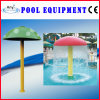 Water Play Equipment Green Water Mushroom (KF438-G)