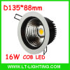 16W LED Ceiling Light, Epistar COB LED (LT-DL007-16)