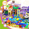 2017 Indoor Naughty Castle Soft Playground Foam Tube and EVA Mat Equipment Steel