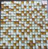 Stone Mix Crystal Glass Mosaic (HGM361)