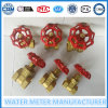Brass Cut Valve Dn15 Pn16 in High Quality Material Dn15-25mm