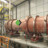 Rotary Dryer (consists of dryer body with particular inclination)