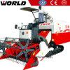 Full Feeding 88HP Rice Mini Small Harvester Machine