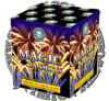 Magic 25 Shots Fireworks Cake