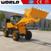 Earth Moving Machine 2ton W120 Wheel Loader for Sale