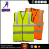 High Visibility Class 2 Reflective Safety Vest with Good Quality From Direct Factory
