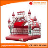 Red Color Inflatable Camelot Bouncy Castle for Kids Toy (T2-002)