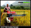 Mini Rice Combine Harvester for Hot Selling in Indonesia
