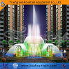 Stainless Colorful Multimedia Floor Fountain