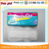 OEM Brand Straight (280mm) Sanitary Napkin, Sanitary Towels, Sanitary Pads with Wings