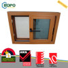 UPVC Double Glazed Window Office Sliding Window