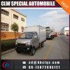 Factory Sales 1ton 1.5t Freezer Refrigerator Van Truck