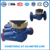 Cast Iron Material Dn40 Water Flow Meter in Thread or Flange Connection