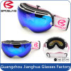 Factory Wholesale HD Version Anti-Fog Double Lens Comfortable Snowboard Ski Goggles