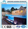 Custom-Made Acrylic Swimming Pool for Private Villa