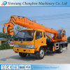 Construction Used Hydraulic Boom 10 Ton Truck Cranes for Sale