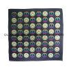 Custom Soft Smile Face Printed Bandana 100% Cotton