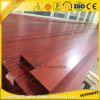 OEM Wooden Grain Kitchen Aluminum Frame for Kitchen Furniture