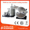Cczk 3m 6m Stainless Steel Pipe Tin Gold Titanium Nitride Arc Ion Vacuum Coating Machine, PVD Coating Plant
