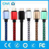 Six Colors Hemp Knitting Charger&Transfer Data Cable for Android Cable