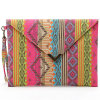 Summer Clutch Colorful Handbag China Wholesale Lady Clutch Bags Sy7663