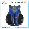 Multi-Color Zipper Pockets Canoe Life Vest