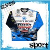 Factory Custom Made Performance UV Cut Blank Fishing Shirt (F013)