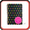 Black Waterproof Cover Yo Notebook for Sale
