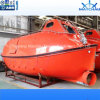 7m Marine Lifesaving Partially Enclosed Lifeboat or Rescue Boat