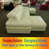 Leather Sofa Inspection Services/ Final Random Inspection / During Production Inspection