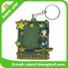 Promotional Photo Frame Soft PVC Rubber Keychain (SLF-KC088)