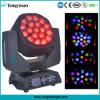Ce 19*15W RGBW Moving Head Beam China LED DJ Lights