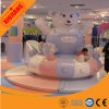 Hot Selling Indoor Kid Playground Equipment Electric Teddy Bear