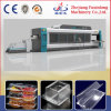 Four-Station Thermoforming Machine for Clamshell