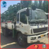 37m 26ton Green-Coat 8*4-LHD-Drive Shanghai Used Isuzu-Chassis Schwing-Pump Truck