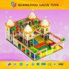Popular Deisgn Castle Theme Safe Indoor Kids Playground Equipment (A-15266)
