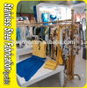 Keenhai Custom-Made Stainless Steel Stand Metal Clothes Hanger Rack