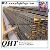 Best Price Structural Steel 125*125mm H Beam Ss400, Q235, Q345